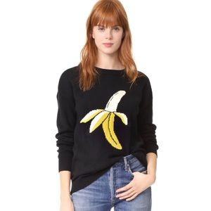 🍌🍌English Factory Banana Print Sweater 🍌🍌
